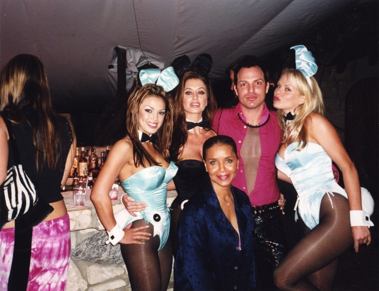 Brande Roderick's Playboy Issue Party/ Playboy Mansion